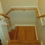 handrails for stairway