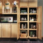 Pull Out Drawers in Cabinets
