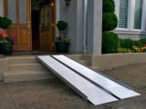 Aluminum Suitcase ramp (portable ramp)